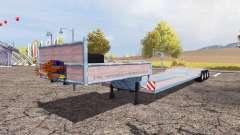 Low loader big für Farming Simulator 2013