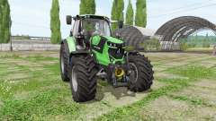 Deutz-Fahr Agrotron 6165 TTV