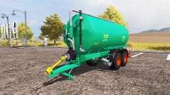 Aguas-Tenias CAT-20 pour Farming Simulator 2013