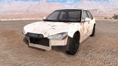 Hirochi Sunburst rusty