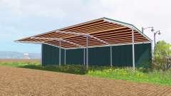 Shelter v2.2 für Farming Simulator 2015