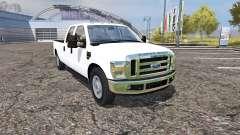 Ford F-350 Crew Cab pour Farming Simulator 2013