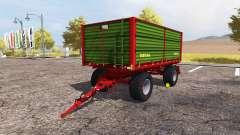 Fortuna K180-5.2 v1.2 pour Farming Simulator 2013