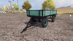 Tractor trailer v2.0 pour Farming Simulator 2013