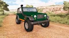 Ibishu Hopper V8 engine v1.222 pour BeamNG Drive