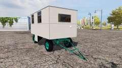 Pausenwagen v1.5 für Farming Simulator 2013