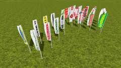 Flags pack für Farming Simulator 2015