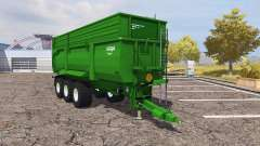 Krampe Big Body 900 S multifruit v1.2 pour Farming Simulator 2013