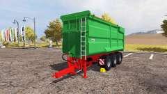 Kroger Agroliner MUK 402 v1.1 für Farming Simulator 2013