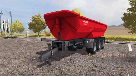 Krampe Halfpipe HP 30 multifruit pour Farming Simulator 2013
