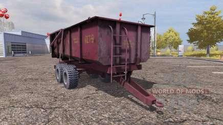 PST 9 v2.0 pour Farming Simulator 2013