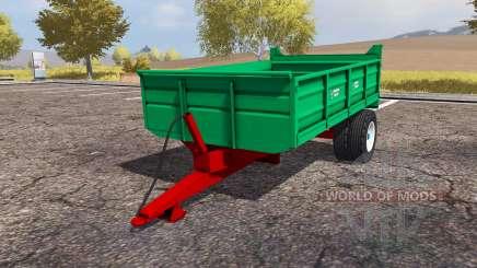 Farmtech EDK 500 v1.3 pour Farming Simulator 2013