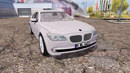 BMW 750Li (F02) pour Farming Simulator 2013