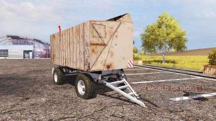 Panav BSS silo v2.0 für Farming Simulator 2013