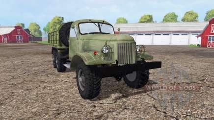 ZIL 157 pour Farming Simulator 2015