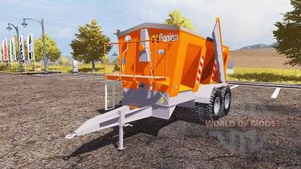 Panien PW 18-10E v1.1 pour Farming Simulator 2013