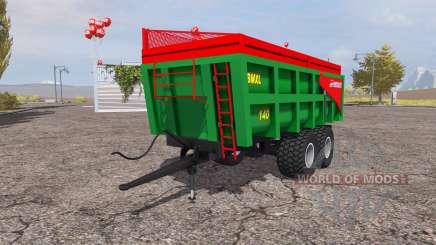 GYRAX BMXL 140 v2.0 pour Farming Simulator 2013