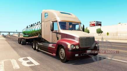 Truck traffic pack v1.5 pour American Truck Simulator