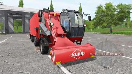 Kuhn SPV Confort 12 XXL für Farming Simulator 2017