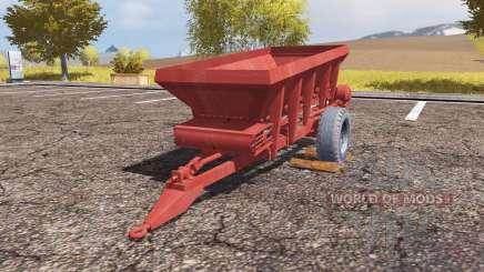 RCW 3 v2.0 pour Farming Simulator 2013