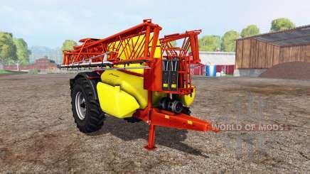 Kverneland Rau pour Farming Simulator 2015