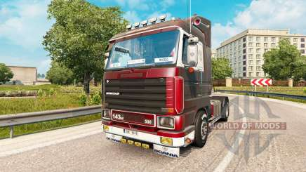 Scania 143M 500 v3.4 für Euro Truck Simulator 2