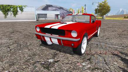 Shelby GT350 1966 pour Farming Simulator 2013