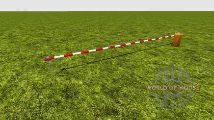 Barrier pour Farming Simulator 2015