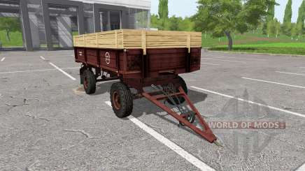 PTS 4 v3.1 pour Farming Simulator 2017