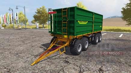 Fuhrmann FF multifruit für Farming Simulator 2013