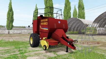 New Holland BigBaler 980 v2.1 pour Farming Simulator 2017
