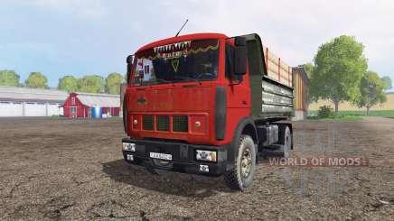 MAZ 5551 für Farming Simulator 2015