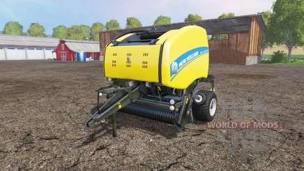 New Holland Roll-Belt 150 wet grass für Farming Simulator 2015