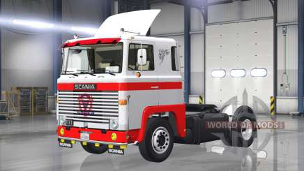 Scania 111 v2.0 für American Truck Simulator