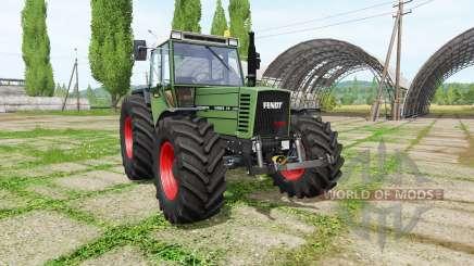 Fendt Farmer 310 LSA Turbomatik pour Farming Simulator 2017
