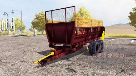 MTT 9 pour Farming Simulator 2013