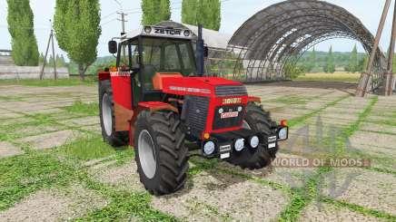 Zetor 16145 v3.0 pour Farming Simulator 2017