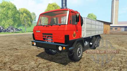 Tatra 815 agro pour Farming Simulator 2015