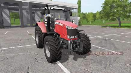 Massey Ferguson 6615 pour Farming Simulator 2017