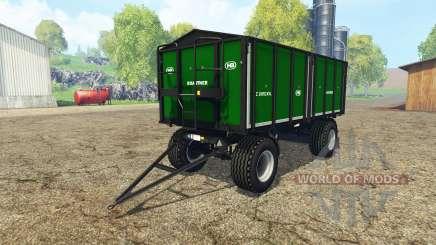 BRANTNER Z 18051-G Multiplex v1.1 pour Farming Simulator 2015