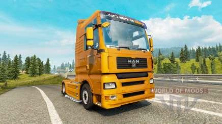MAN TGA v1.1 pour Euro Truck Simulator 2