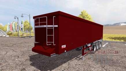 Kroger Agroliner SRB3-35 für Farming Simulator 2013