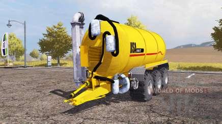 USA trailer tank v1.2 für Farming Simulator 2013