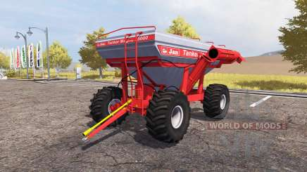 Jan Tanker Magnu 25000 pour Farming Simulator 2013