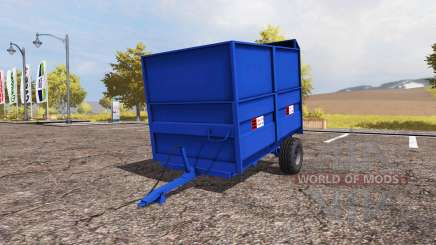 Marston silo trailer pour Farming Simulator 2013