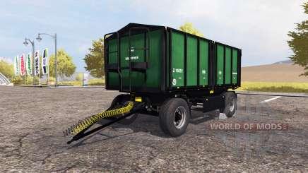 BRANTNER Z 18051-G Multiplex pour Farming Simulator 2013
