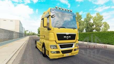 MAN TGX v7.0 pour American Truck Simulator