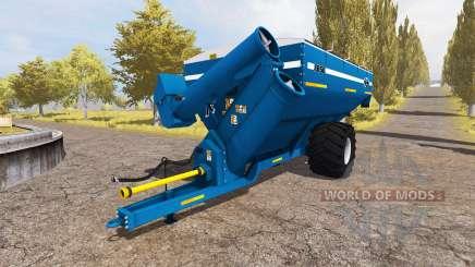 Kinze 1050 multifruit pour Farming Simulator 2013
