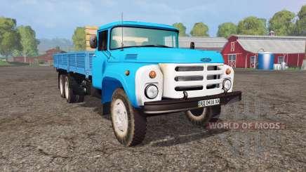 ZIL 133GÂ pour Farming Simulator 2015
