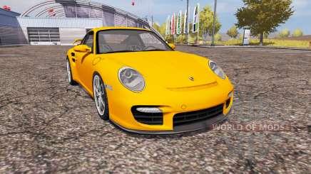 Porsche 911 GT2 (997) pour Farming Simulator 2013